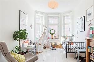 Tipi Pour Chambre : o trouver un tipi ou une tente d 39 int rieur pour la chambre des enfants ~ Teatrodelosmanantiales.com Idées de Décoration