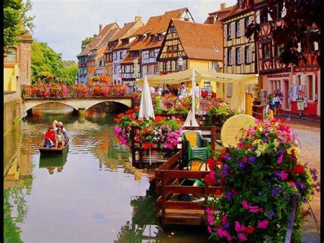 Colmar France Tourist Destinations
