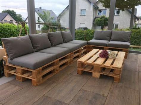lounge möbel paletten europaletten paletten bett gartenm 246 bel garten lounge m 246 bel sofa in nordrhein westfalen b 252 nde