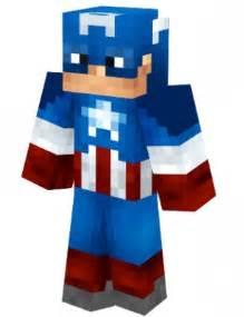 Minecraft Hero Skin