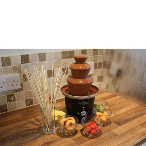 Gourmet Gadgetry Mini Cho Late Fountain Iwoot