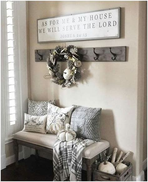 entryway wall decor 10 chic ways to decorate your entryway wall 2 for the