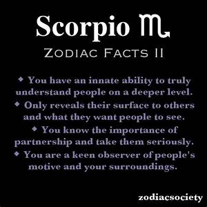 The gallery for --> Scorpio Horoscope Sign Personality