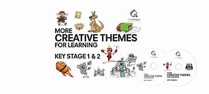 Themes Key Learning Creative Stages Chris Quigley