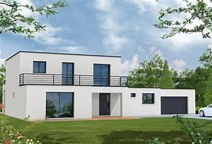 Maison Sans Toit : plan de maison sans toit ~ Farleysfitness.com Idées de Décoration