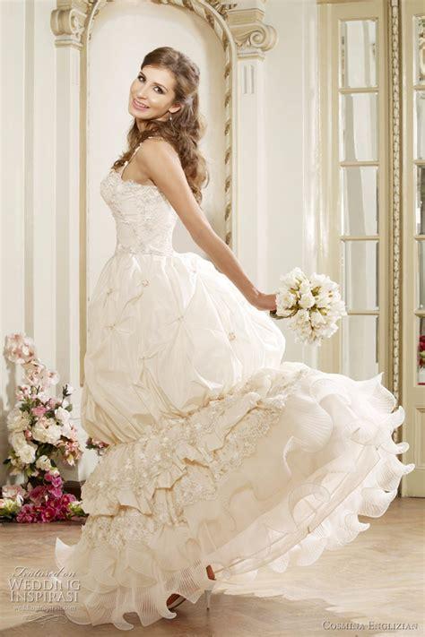 cutest wedding dresses cosmina englizian wedding dresses wedding inspirasi