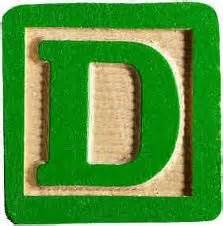 the letters d h
