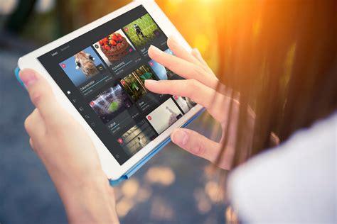 tablet auf tv magine tv test besser als netflix und co
