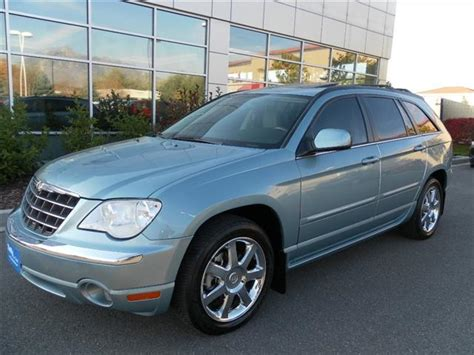 2008 Chrysler Pacifica For Sale by Document Moved