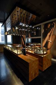 snell architects 01 jewellery shop design of bunda With decor interior and jewelry