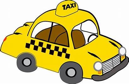 Taxi Clip Animados Transparent Clipart Yellow Taksi