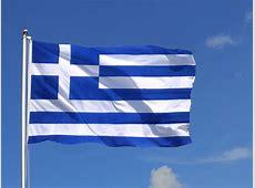 Große Griechenland Flagge 150 x 250 cm FlaggenPlatzde