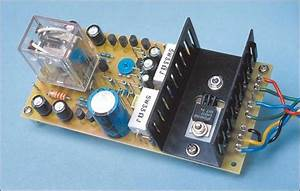 Speaker Protection And Fan Control Circuit