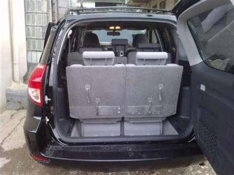 Rav4 7 Seater by Toyota Rav 7 Seater
