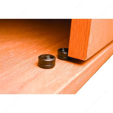 kitchen cabinet soft ders buffers cabinet door stop in frame cabinet door stop value pack 9658