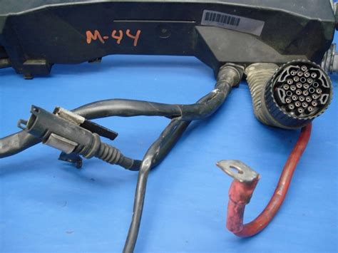 autobahn parts electrical bmw e36 318i dme egs complete wiring harness non asc m44