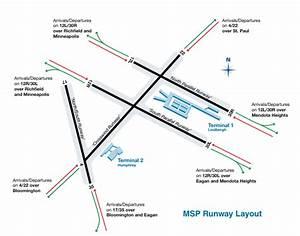 Msp Runway Closures