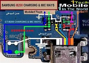 Samsung Galaxy S3 Mini I8200 Charging Solution Jumper