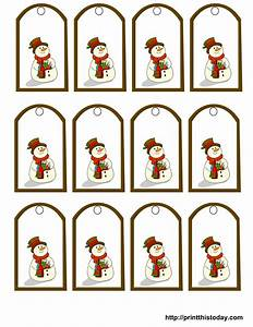 free printable snowman christmas gift tags With kitchen colors with white cabinets with christmas gift tag stickers