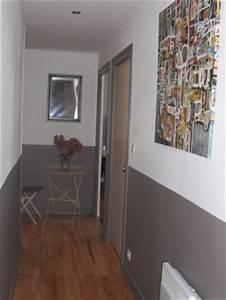 Couloir Gris Et Blanc : couloir 3 photos bib29 ~ Melissatoandfro.com Idées de Décoration