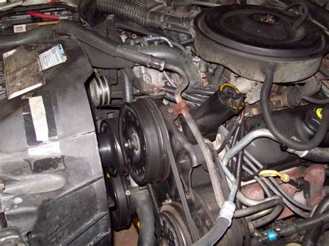 replace  power steering pump