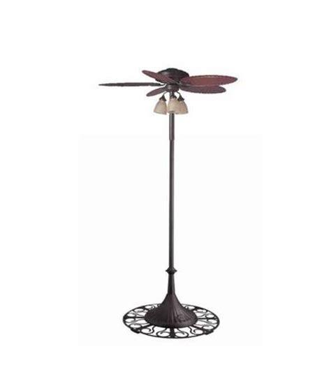 free standing ceiling fan hunter outdoor 54 free standing oasis patio ceiling fan