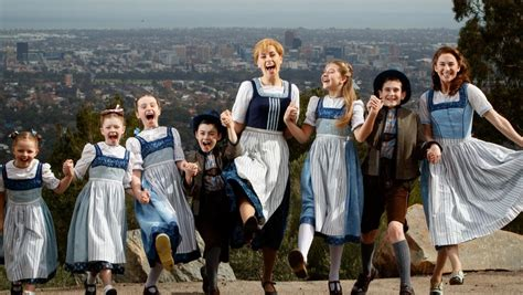 The deal fell through and the story was turned into a. Sound of Music cast visit Skye Lookout ahead of Friday night's official opening performance ...