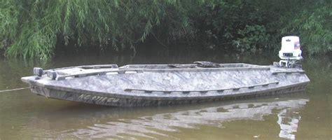 Duck Hunter Boat Build by Sea Chest Design Plans Wood Duck Hunting Boat Plans Wood