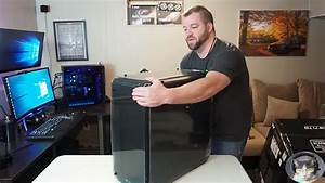 Thermaltake View 71 Unboxing And New Build Preview