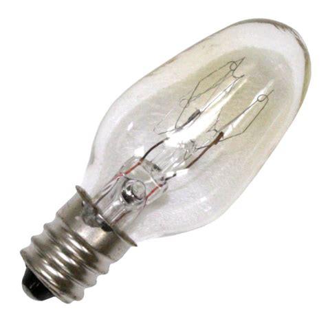 sylvania light bulb sylvania 13636 10c7 cl 120v light bulb