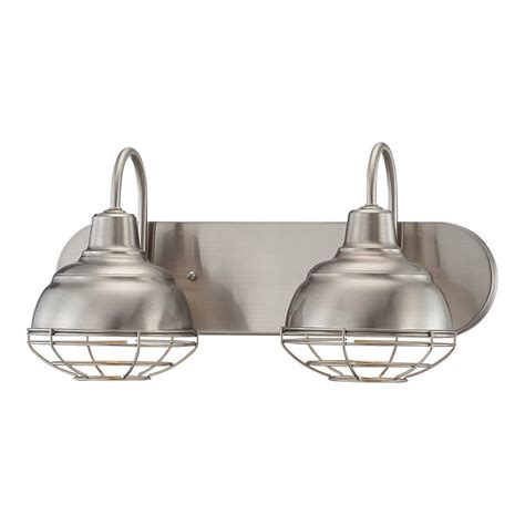 bronze bathroom vanity lighting shop millennium lighting neo industrial 2 light 18 in