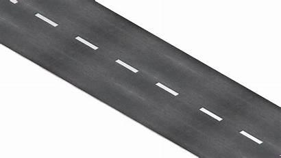 Road Clip Transparent Jalan Animasi Highway Gambar