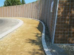Grüne Wand Selber Bauen : rau geosystem s d bietet seine gr ne schallschutz hecke ~ Bigdaddyawards.com Haus und Dekorationen
