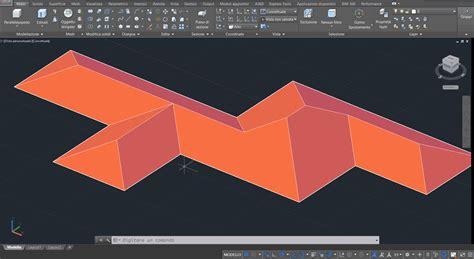 tetto padiglione realizzare un tetto 3d a padiglione con due click