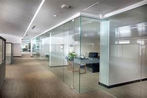 Interior, Fixed, Glass, Partitions