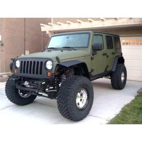 matte tan jeep love the flat green on black jeep wrangler unlimited