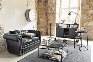Deco Style Industriel : architecture industrial deco blog shane ~ Melissatoandfro.com Idées de Décoration