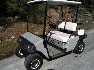 Custom Ezgo Golf Cart