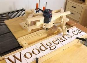 Matthias Wandel's Carving Machine Make: