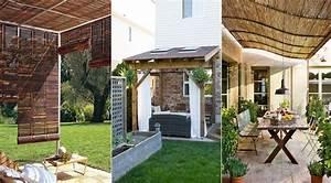 10 manieres epoustouflantes de creer de l39ombre sur votre With lovely idee de terrasse exterieur 5 idee decoration bureau original