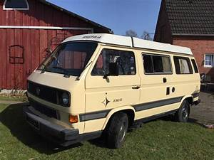 Volkswagen T3 Westfalia : mobiles g nstiger vw t3 westfalia vanagon stuff ~ Nature-et-papiers.com Idées de Décoration