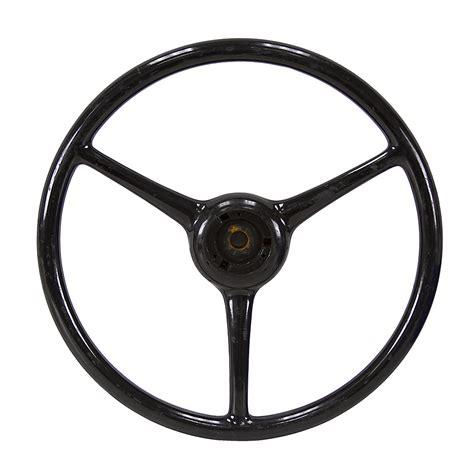 Steering Wheel by 18 Quot 3 Spoke Steering Wheel Steering Wheels And Columns
