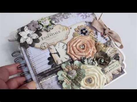 scrapbooking easy friendly transparency mini album hobby