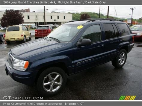blue jeep grand cherokee 2004 midnight blue pearl 2004 jeep grand cherokee limited 4x4