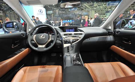 Lexus Rx 450h Interior Gallery Moibibiki #5