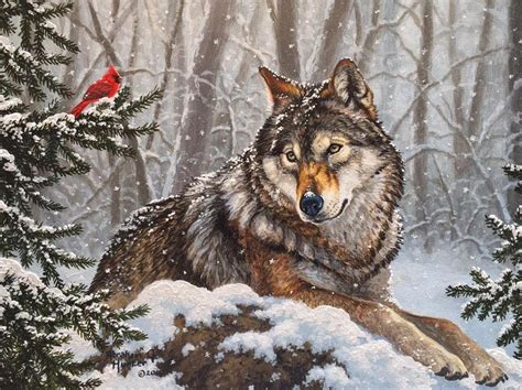 Wolf Spirit Animal Meaning