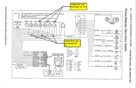 Bayliner Wiring Diagram by Bayliner Boat Wiring Diagram Auto Electrical Wiring Diagram