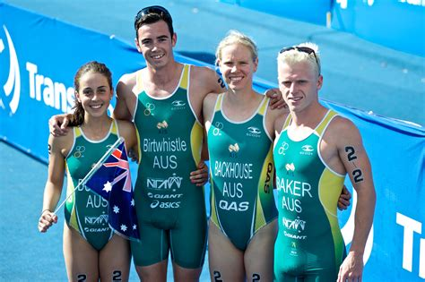 SILVER LINING FOR AUSSIE TRIATHLETES AS ITU WORLD ...