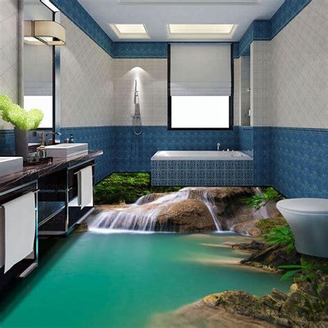 sol souple salle de bain revetement de sol pour salle de bain chaios
