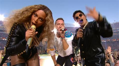 Beyonce, Coldplay, and Bruno Mars Killed the Super Bowl 50 ...